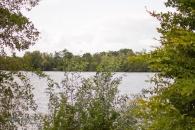 Lago in Blick nach Westen